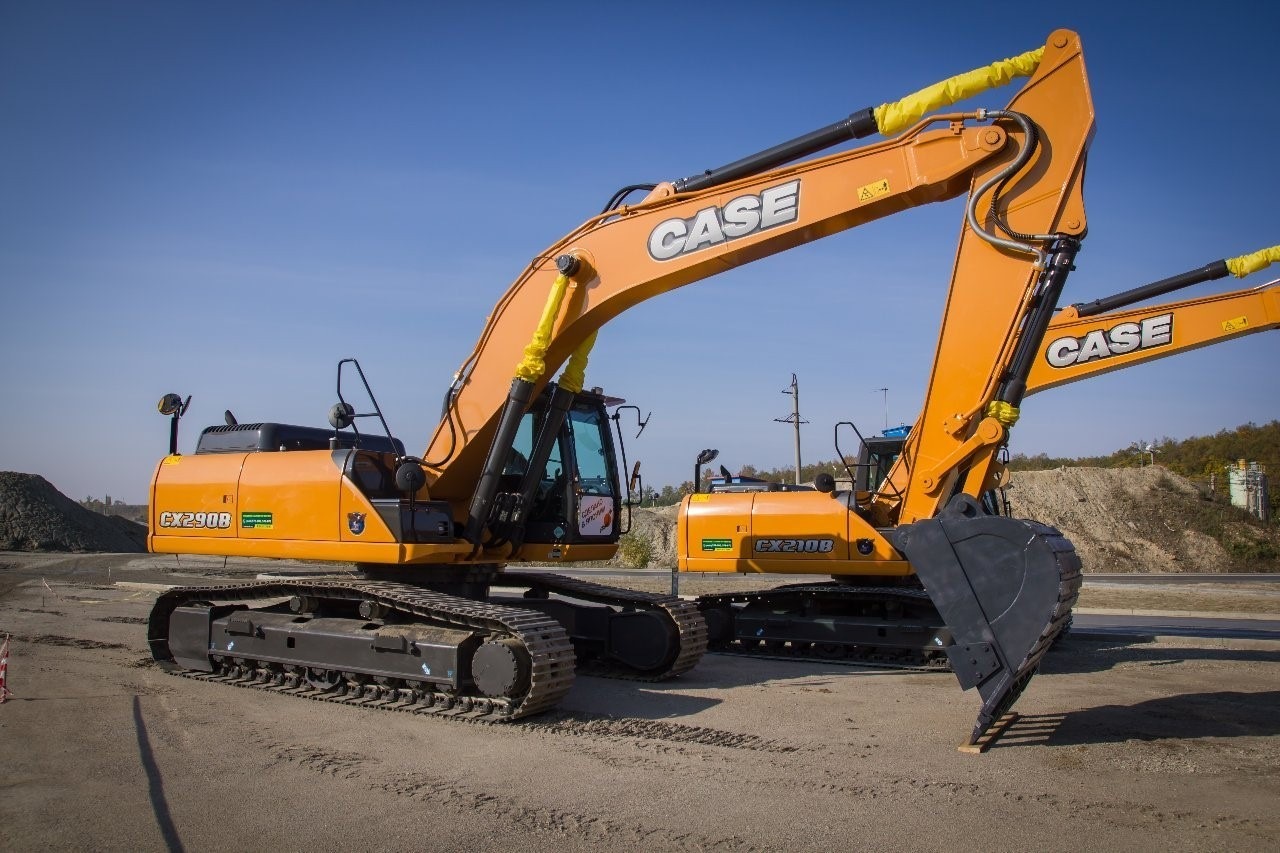CASE CX 290B